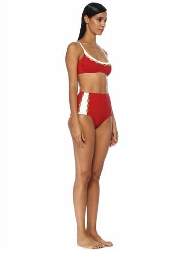 Evarae Bikini Üst Kırmızı